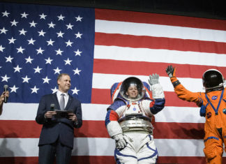 Artemis Generation Spacesuit Event