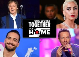concierto One World: Together